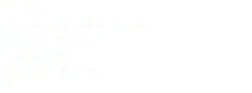 Contact: Advanced Poultry Services The Coach House Canon Pyon Hereford HR4 8NZ UK